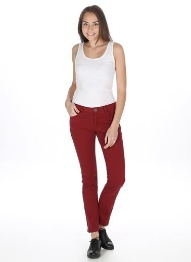 Loox Pantolon Bordo